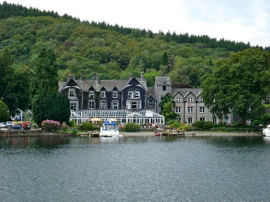 Lakeside Hotel and Spa Review – Lake District – Lake Windemere