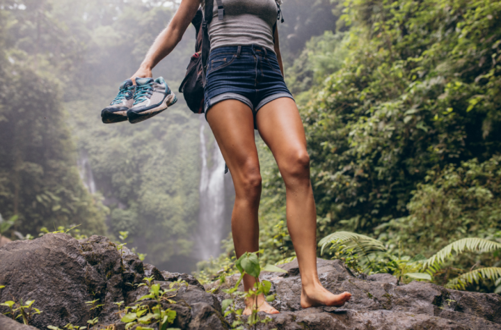 Why going barefoot can be beneficial to yourhealth
